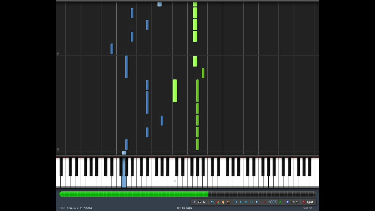 lady gaga piano tutorial