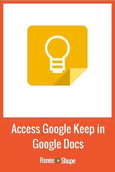 google docs tutorial for beginners