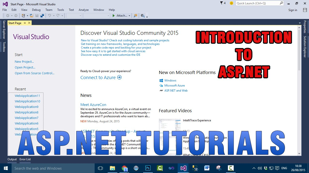 asp net vb tutorial