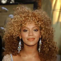 beyonce curly hair tutorial