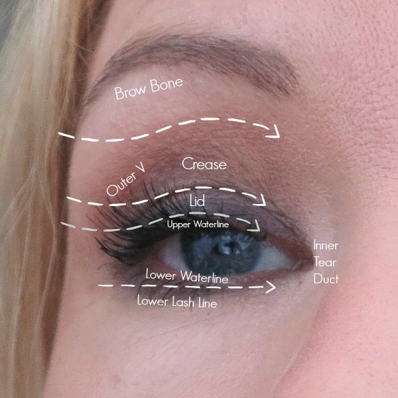 asian smokey eye makeup tutorial