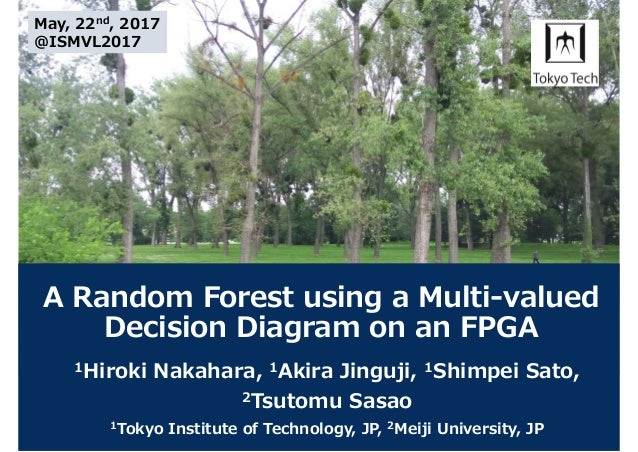 random forest tutorial ppt