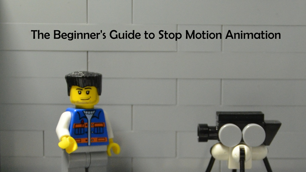 stop motion animation tutorial for beginners