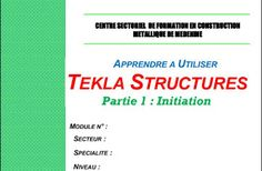 tekla structures 2016 tutorial pdf
