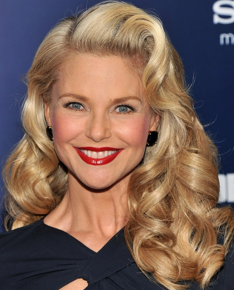 christie brinkley makeup tutorial