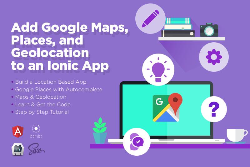 cordova google maps tutorial