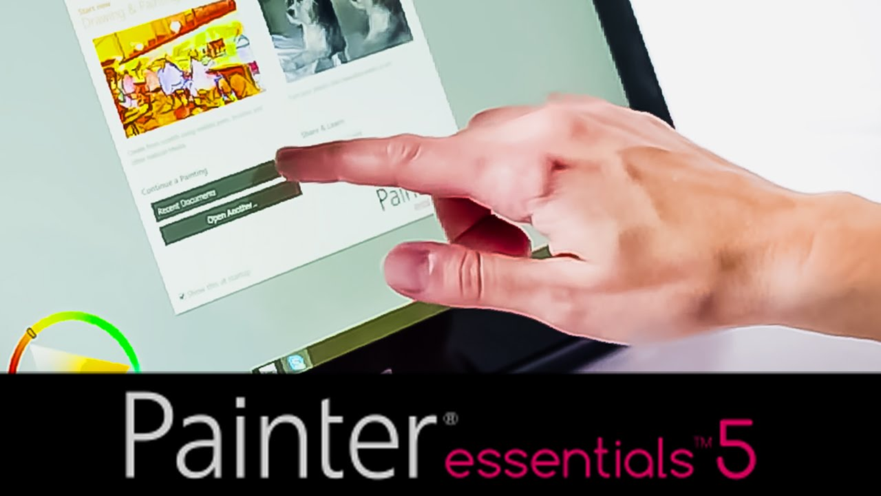 corel painter essentials 5 tutorial