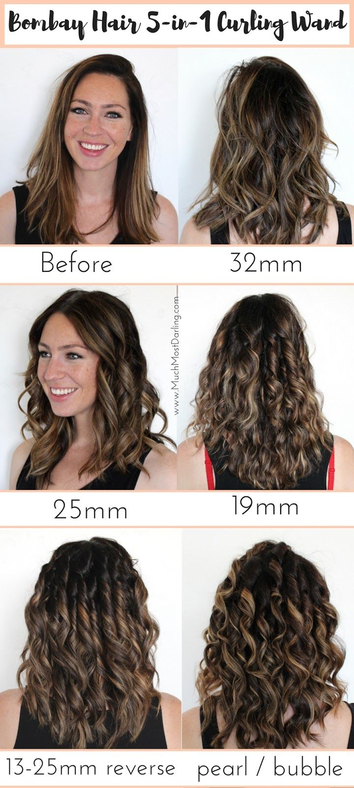 curling wand with clamp tutorial
