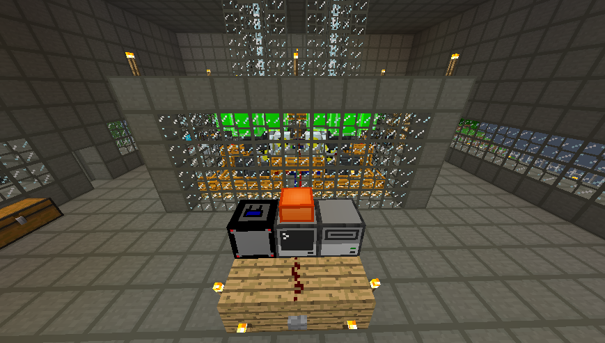 minecraft nuclear power plant tutorial