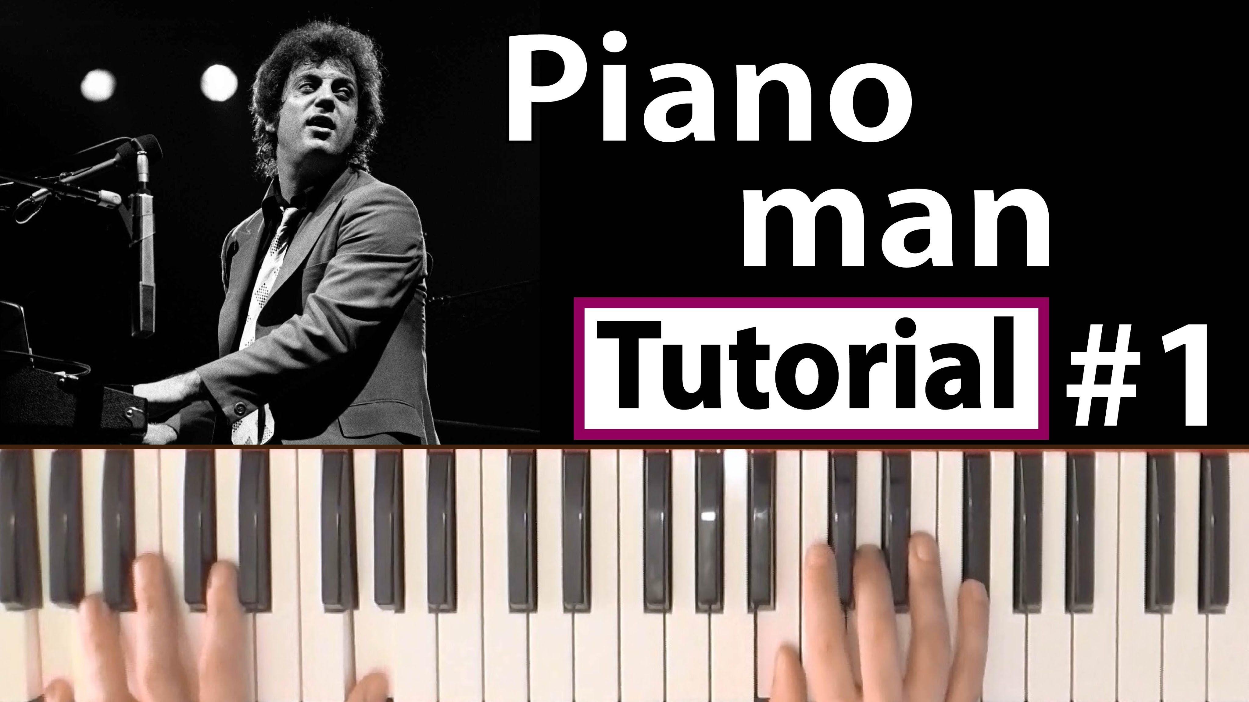billy joel piano man tutorial