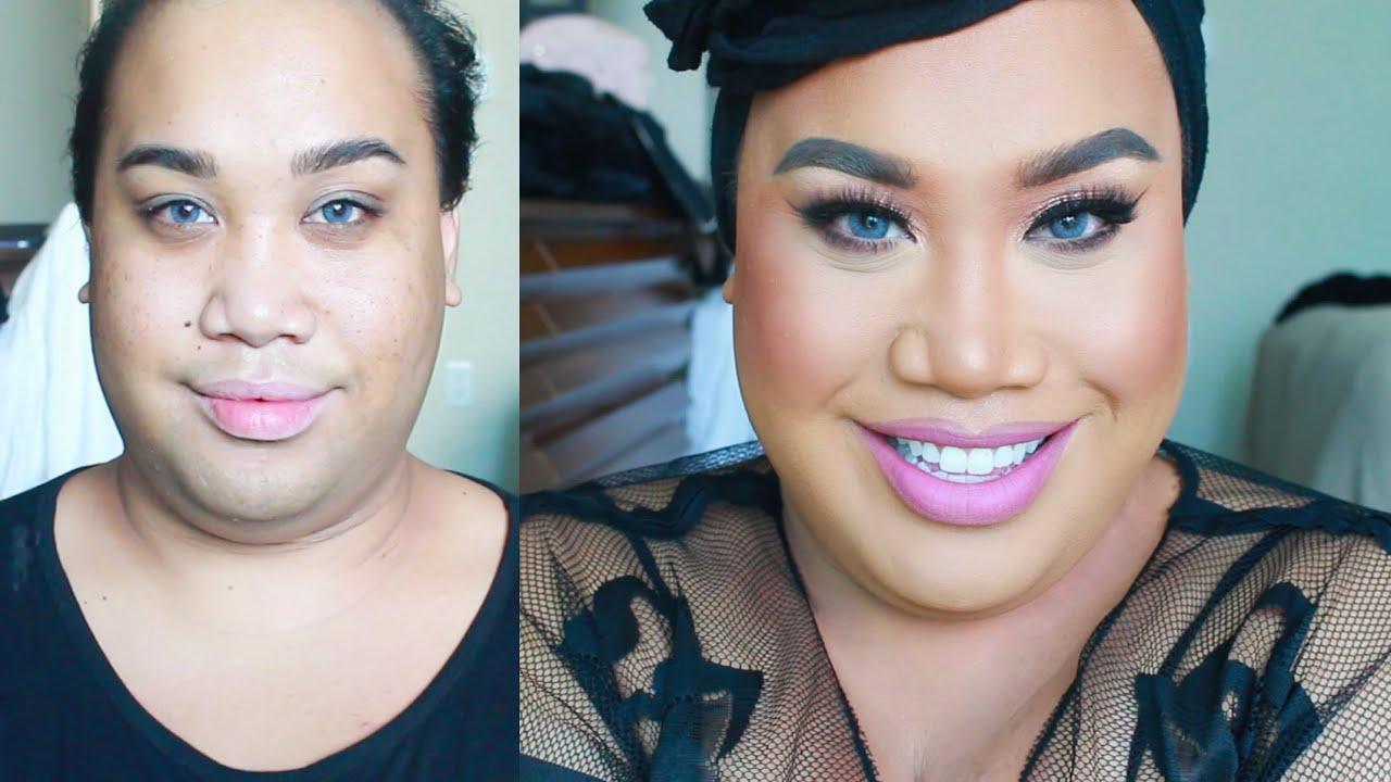 patrick starr makeup tutorial