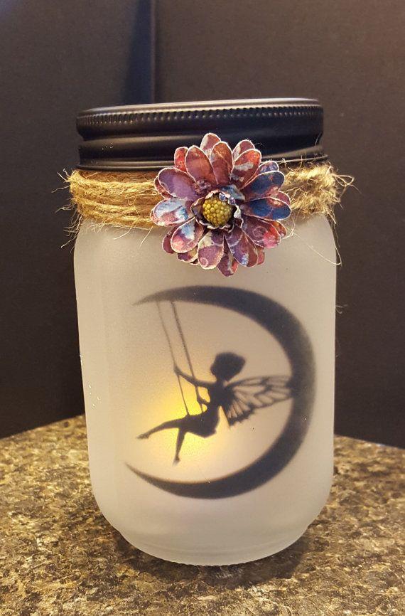 diy mason jar chandelier tutorial
