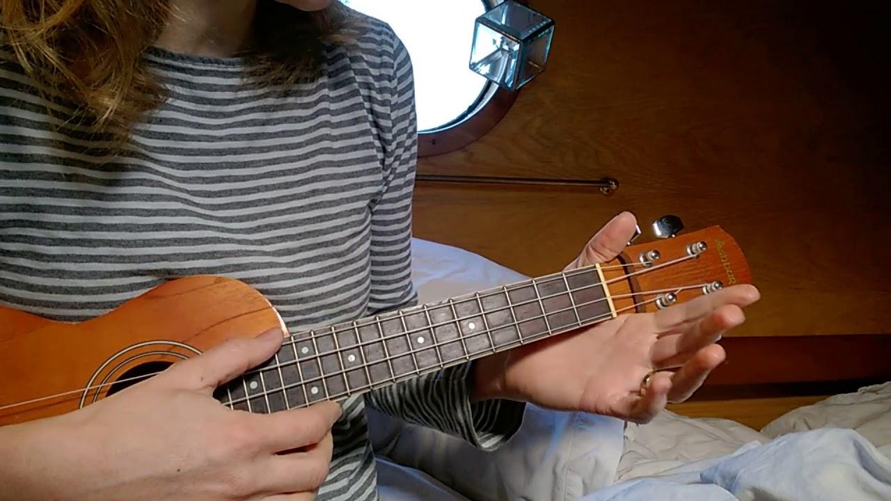 harvest moon ukulele tutorial