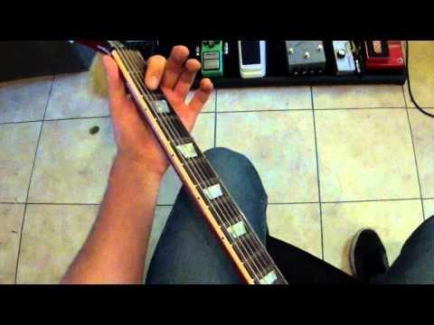 easy guitar tutorial for beginners