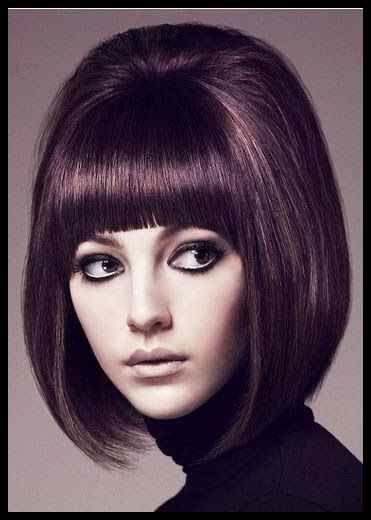 1960s beehive hair tutorial