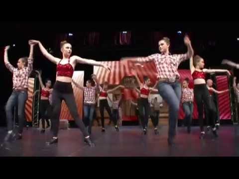 devil went down to georgia dance tutorial