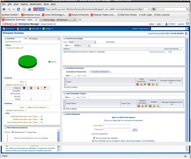 oracle enterprise manager 12c tutorial