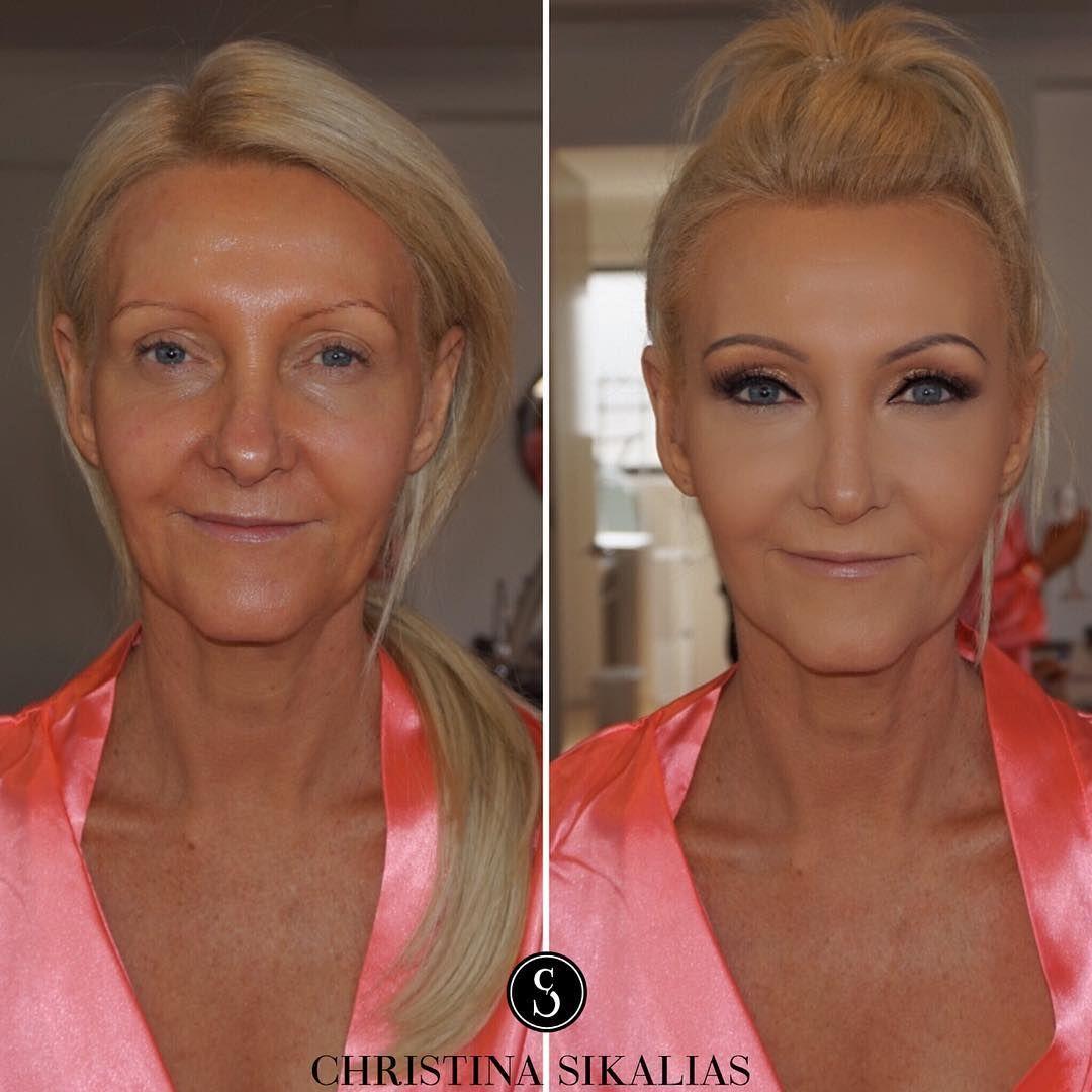 mother of the bride makeup tutorial