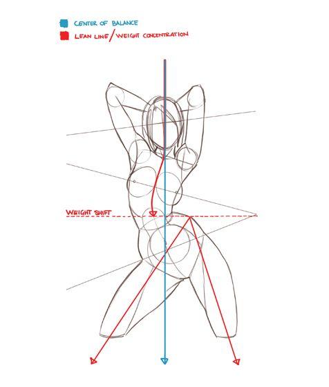 female figure drawing tutorial