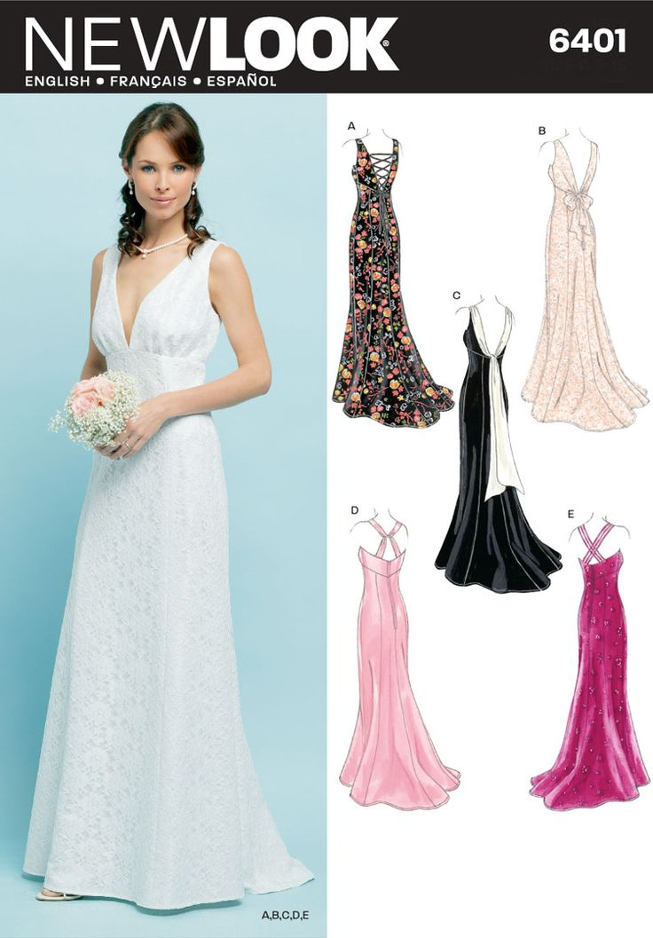 how to make evening gown tutorial