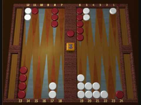 how to play backgammon video tutorial