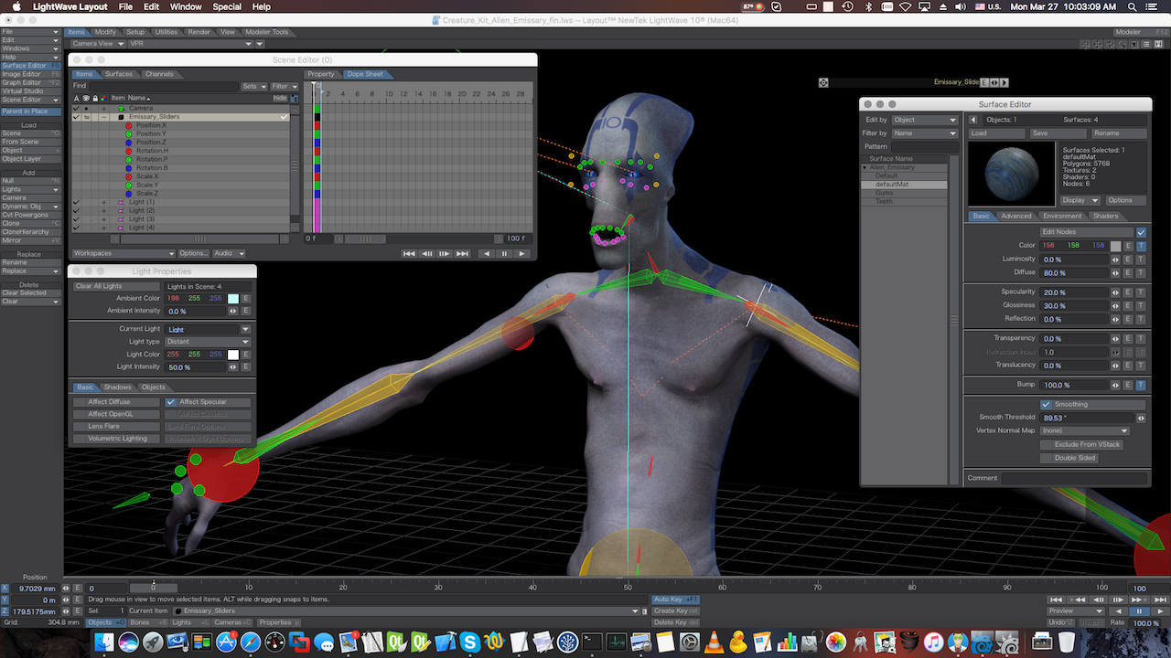 lightwave 3d animation tutorial