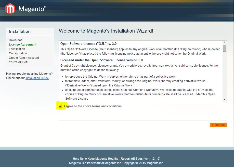 magento 1.9 tutorial