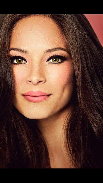 makeup tutorial for hazel eyes and brown hair