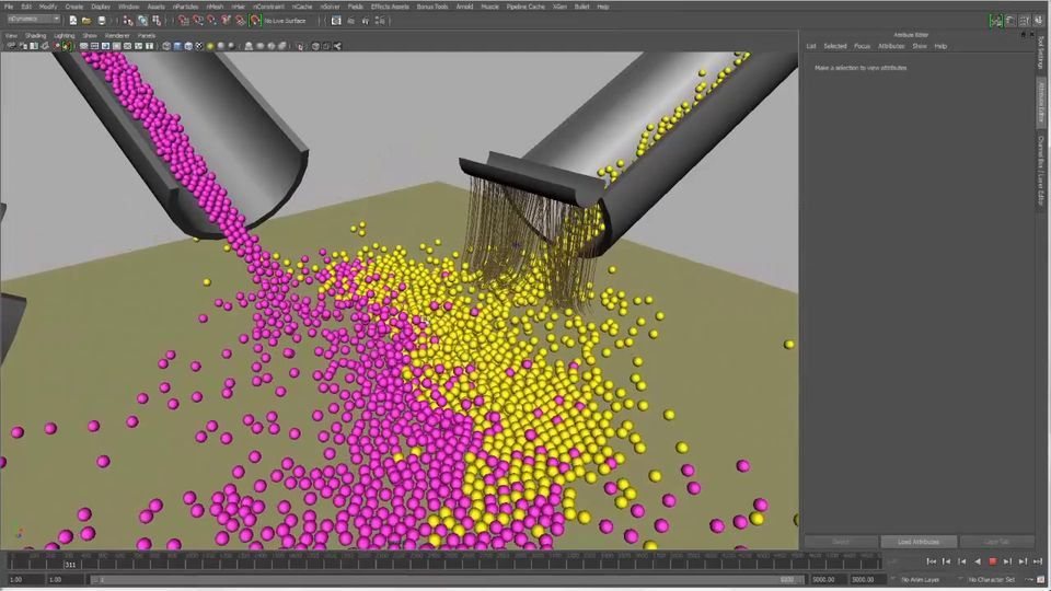 maya particle effects tutorial