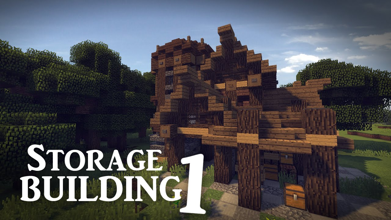 medieval buildings minecraft tutorial