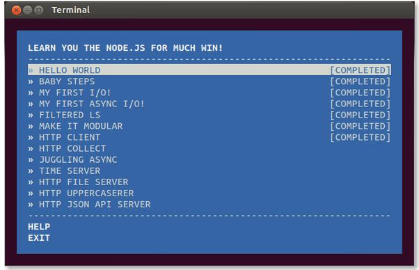 node js net module tutorial