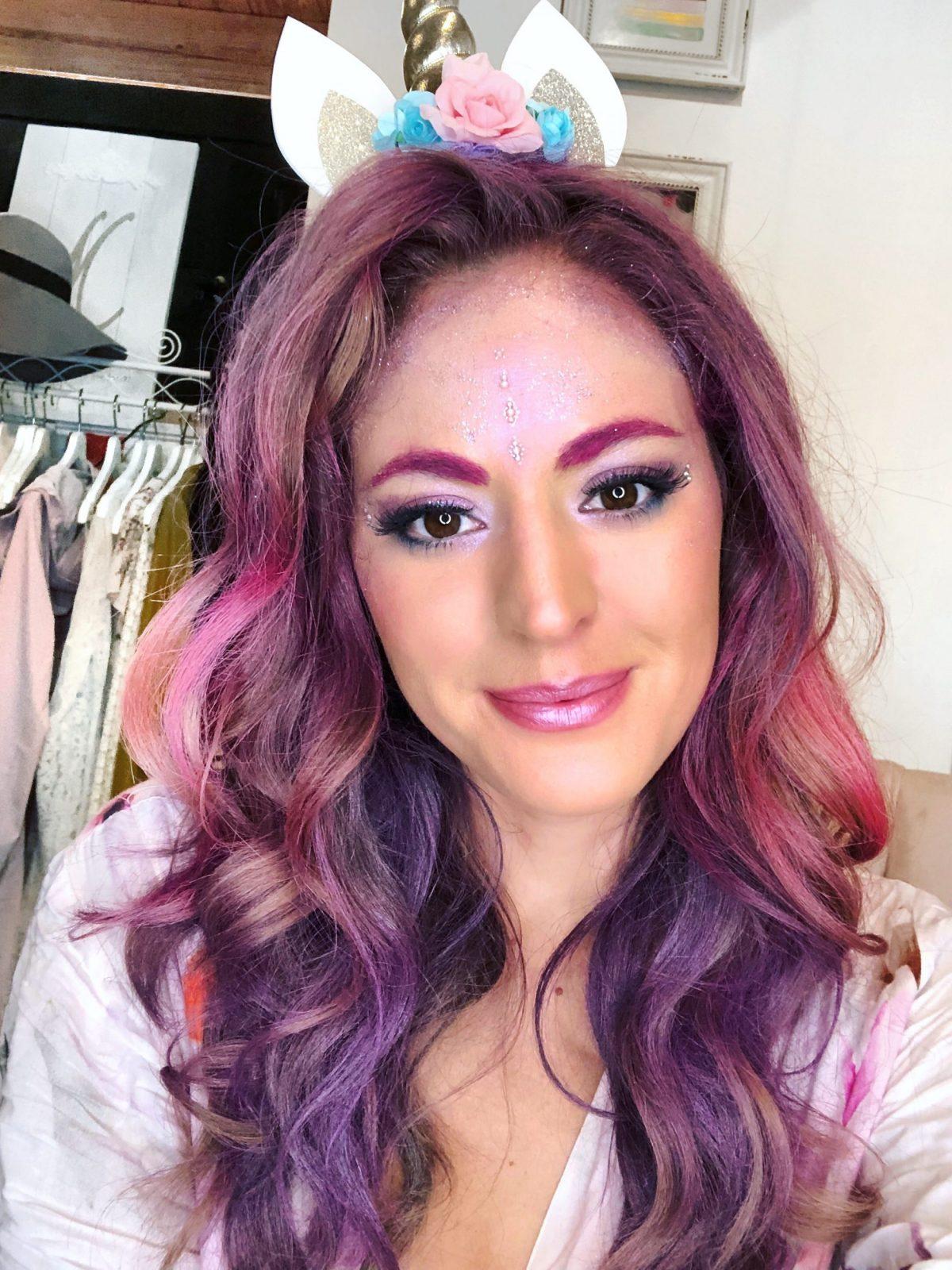 pink fairy makeup tutorial