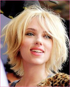 scarlett johansson hair tutorial