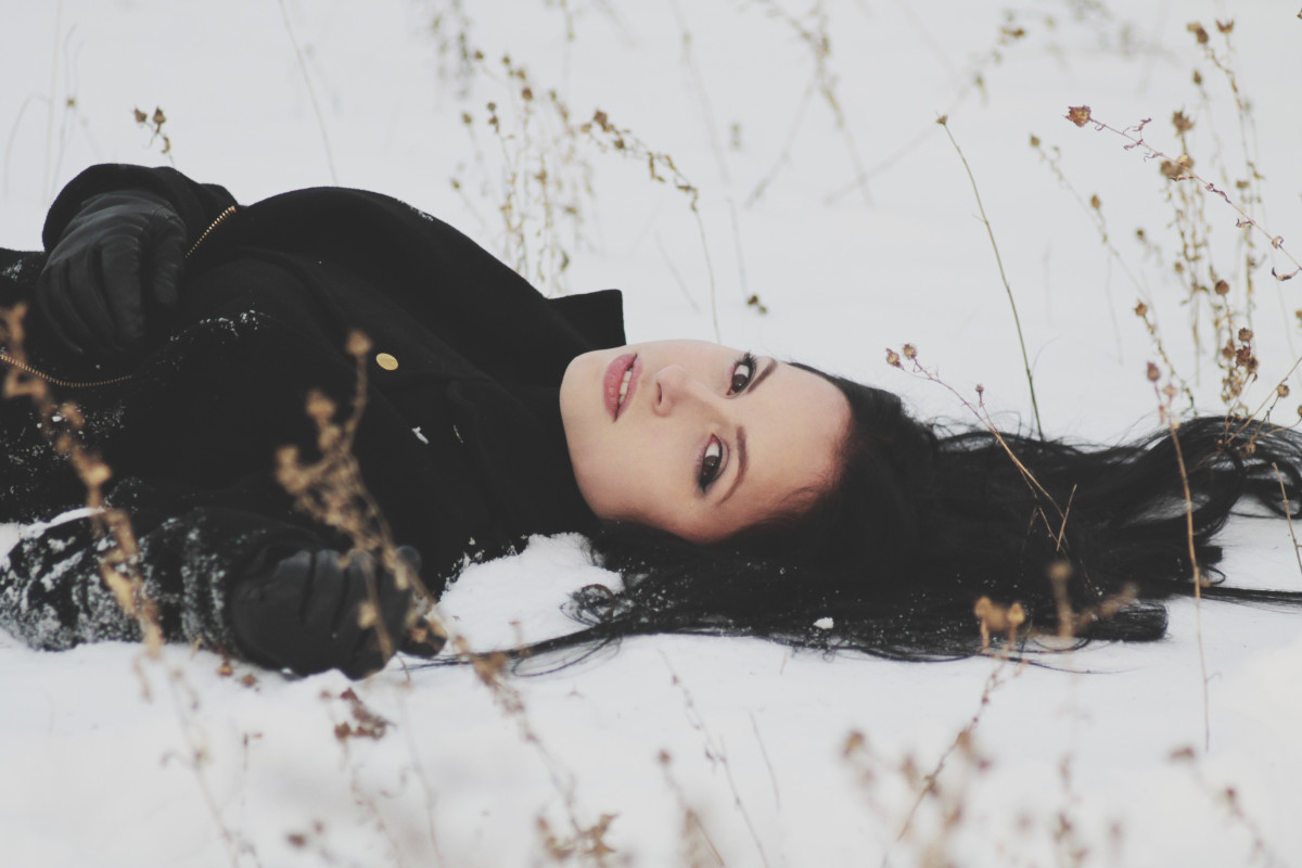 snow white hair tutorial