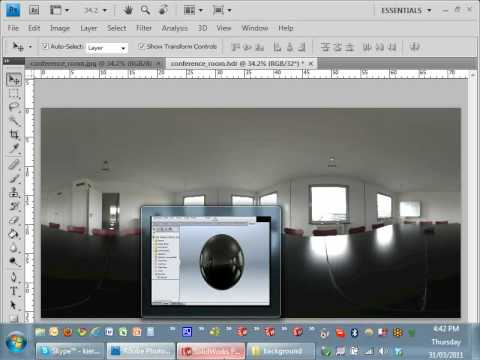 solidworks photoview 360 tutorial