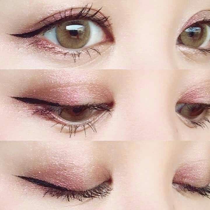 subtle cat eye tutorial