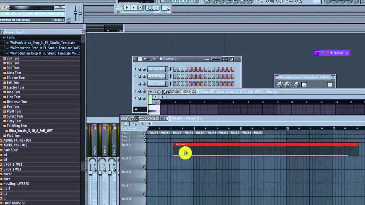 tutorial fl studio 11