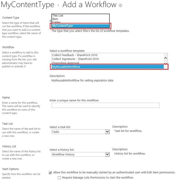 visual studio sharepoint workflow tutorial
